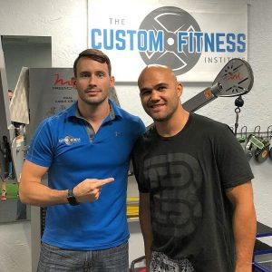 the custom fitness institute pompano beach