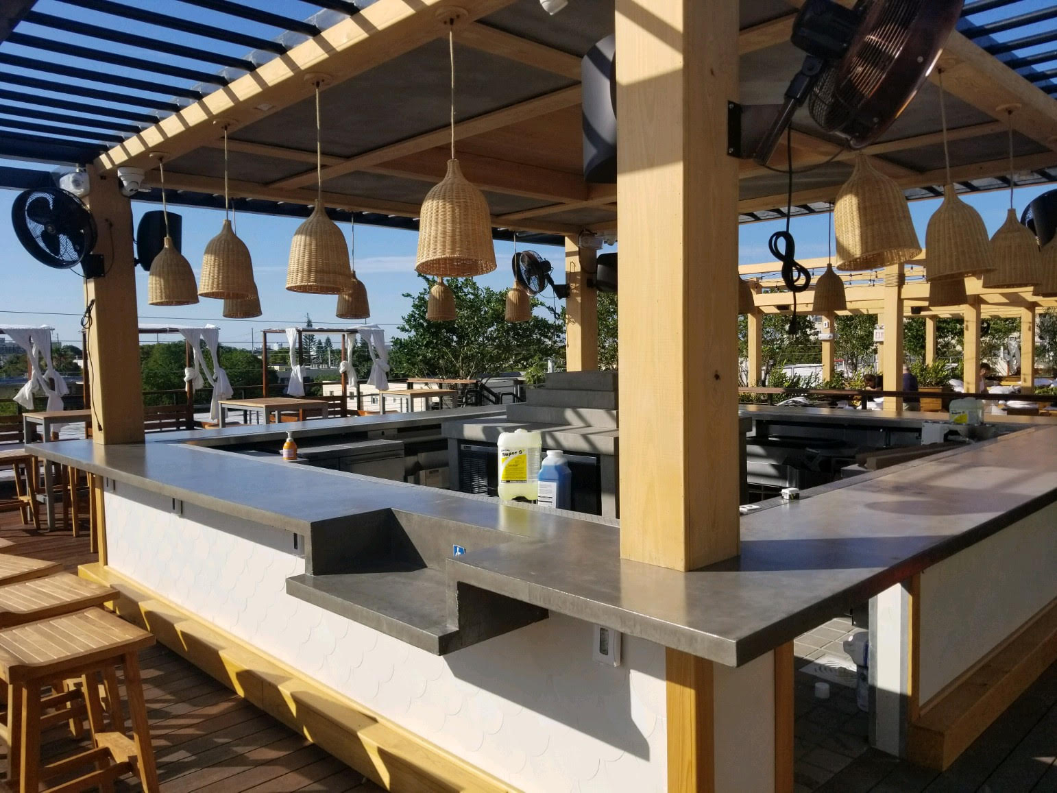 astra rooftop restaurant and lounge
