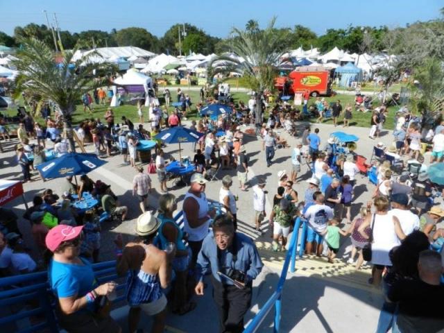 2019 pompano beach seafood festival