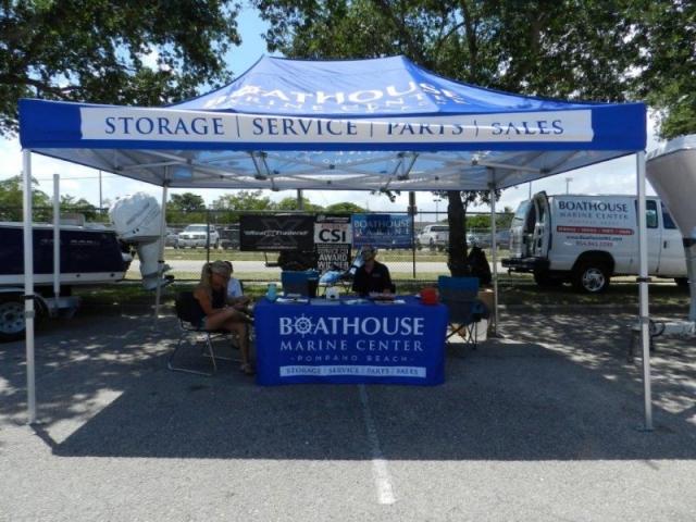 boathouse marine center