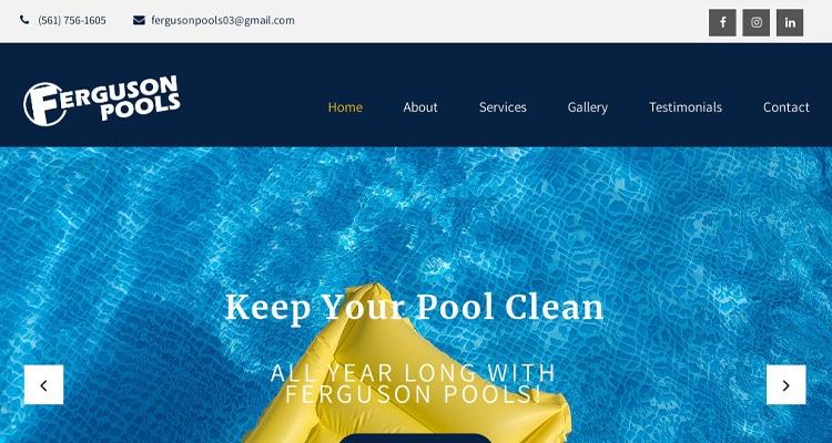 ferguson pools